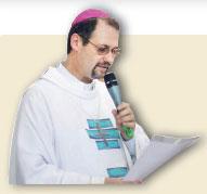 """D. José nos convoca a """"gritar o Evangelho sobre os telhados e praças públicas…"""""""