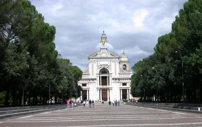 Conheça Santa Maria dos Anjos