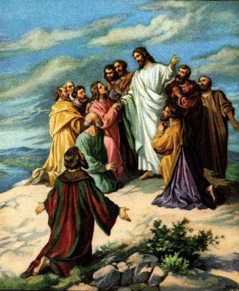 Primeira pregação do Advento de 2011