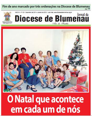Jornal da Diocese de Blumenau