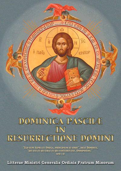 Ministro Geral da Ordem Franciscana escreve sobre a Páscoa