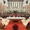 Famílias celebram e pedem a bênção de Deus em Gaspar