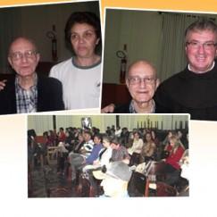 Palestra aborda a importância dos vínculos familiares e comunitários