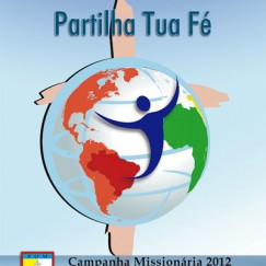 Brasil missionário partilha a tua fé