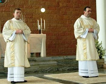 Novos diáconos na Diocese