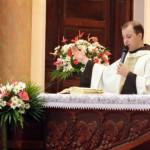 1º Dia do Triduo da Festa de São Pedro 2014