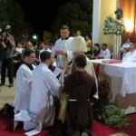 Segunda parte da ordenação de Frei Paulijacson