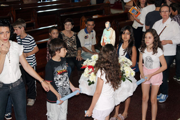 Procissão das crianças