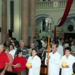 2° dia do tríduo da festa de São Pedro