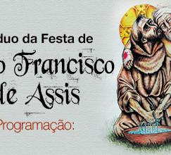 Festa de São Francisco de Assis – 2016