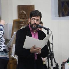Missa com Festeiros, Voluntários da Festa e Jovens da Paróquia
