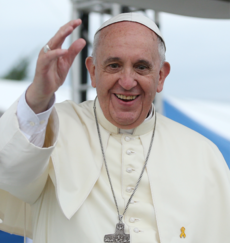 10 frases do Papa Francisco para todas as famílias