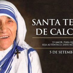 A Igreja celebra Santa Teresa de Calcutá neste dia 5 de setembro