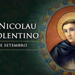 São Nicolau de Tolentino, padroeiro das almas do purgatório