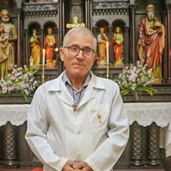 SR. IRINEU COMPLETA 25 ANOS DE MINISTRO DA EUCARISTIA
