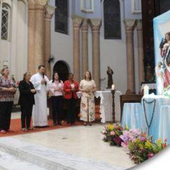 Novena pelas Mães que oram por seus filhos