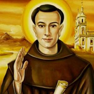 Santo Antônio de Sant'Anna Galvão, o primeiro santo brasileiro