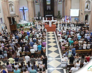Novena dedicada às famílias, unidas pelas fé