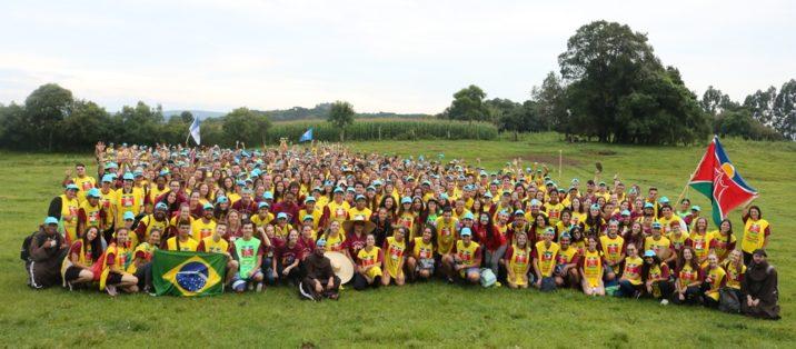 8ª Caminhada Franciscana da Juventude em Curitibanos