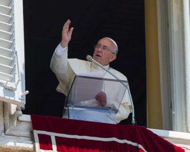 Papa Francisco: Hoje, Maria continua nos dizendo 'Façam o que Ele lhes disser'