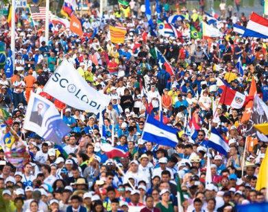 Mais de 100 mil peregrinos estão no Panamá para a JMJ 2019