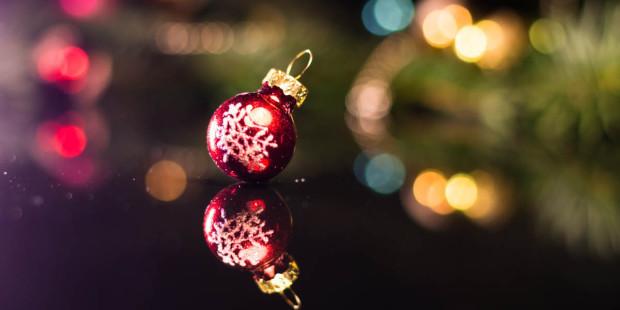 Oração para a hora de guardar os enfeites de Natal