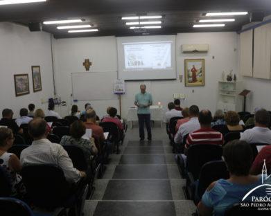 REUNIÃO DO CONSELHO PAROQUIAL E DAS COMUNIDADES