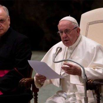 Papa Francisco: No diálogo com Deus não há espaço para o individualismo
