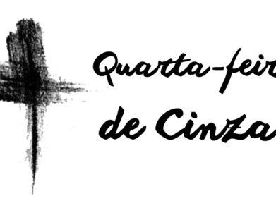 Programação de missas para esta Quarta-feira de Cinzas