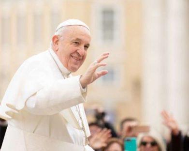 Jesus não é indiferente às nossas necessidades, destaca Papa Francisco