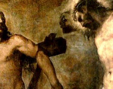 """Como o """"bom ladrão"""" crucificado ao lado de Jesus se tornou santo"""