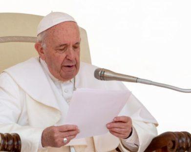 O Espírito Santo é o protagonista de toda oração, explica o Papa Francisco