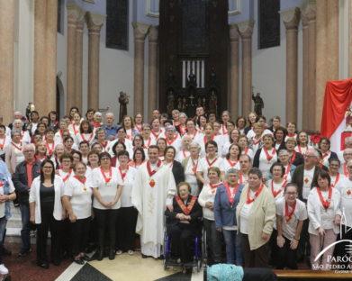 Celebração e confraternização dos 90 anos do Apostolado da Oração