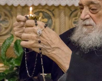 O franciscano de 99 anos que conheceu 6 santos pessoalmente