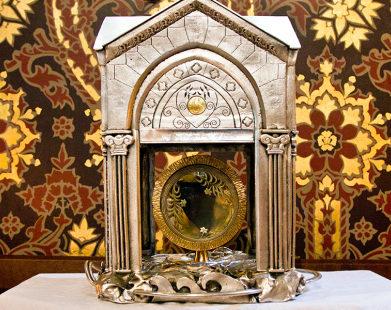 O que são as relíquias sagradas