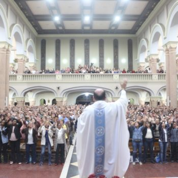 Novena nesta quarta-feira (31) com Padre João Backmann