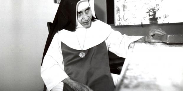 Relíquia de Irmã Dulce será entregue ao Papa Francisco