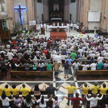 Missa Solene de São Francisco de Assis e Abertura do Mês Missionário Extraordinário