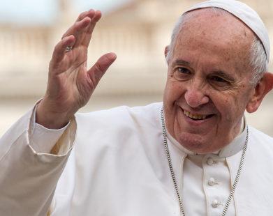 Papa Francisco: cuidado com o vazio de sentido da vida