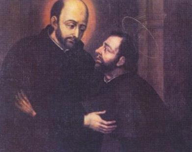 A bela amizade entre Santo Inácio e São Francisco Xavier