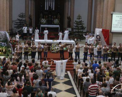 Novena da Gratidão realizada nesta quarta feira 11 de Dezembro