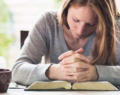 Quer que a sua oração seja eficaz? Não se esqueça disto
