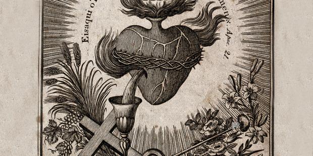 O cálice, o Sagrado Coração e sua poderosa conexão