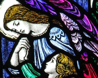 Antes de confessar peça ajuda ao seu Anjo da Guarda