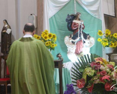 Novena Nossa Senhora Desatadora dos Nós desta quarta feira 19 de Fevereiro