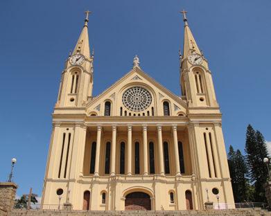 Paróquia São Pedro Apóstolo divulga orientações para a semana santa em Gaspar