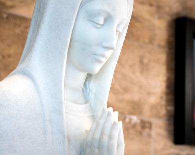 """A importância de amar a Virgem Maria """"na saúde e na doença"""""""