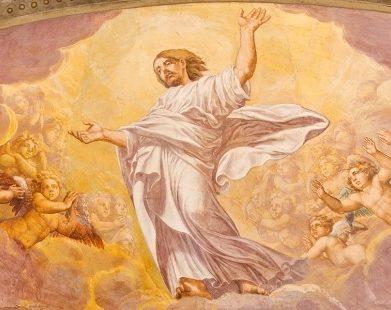 Como Jesus permanece conosco mesmo após sua Ascensão?
