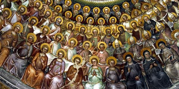 Por que recorrer aos santos?
