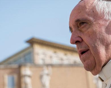 Papa: pandemia é um momento de provação